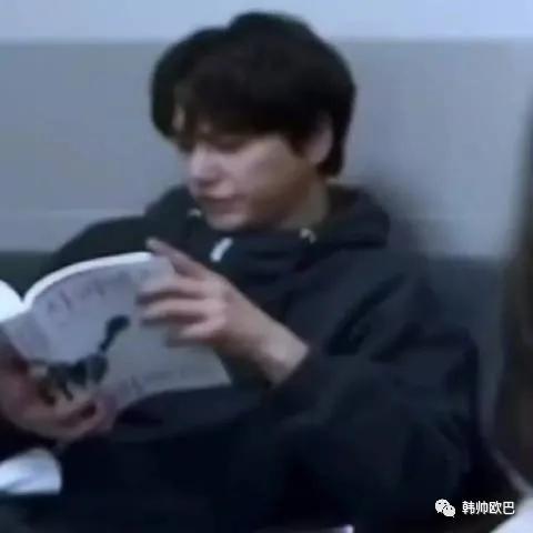 男团爱豆读书就是为了睡觉的,视频证据来了