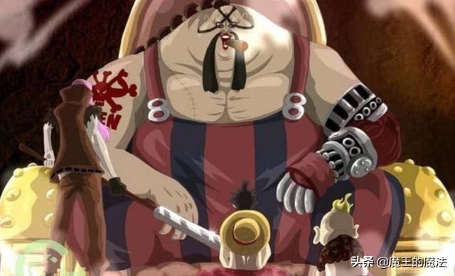 海賊王:奎因和弗蘭奇是父子?尾田對稱細節,讓海迷腦洞大開