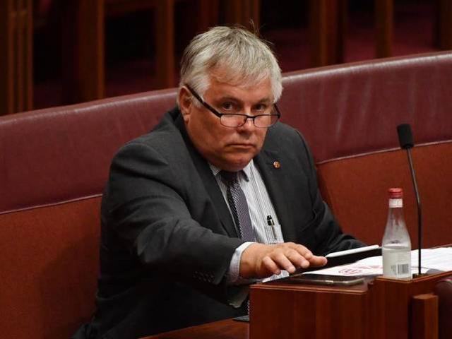 以对国家安全考虑为由 澳议员竟想驱逐百名中国外交人员