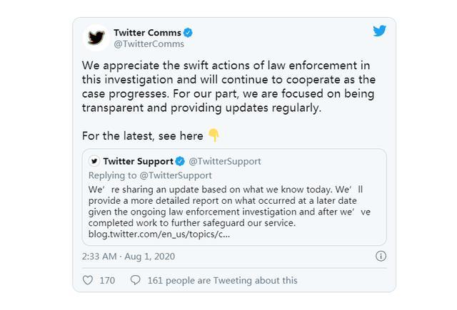 三人因Twitter的巨大黑客行为被起诉,一佛罗里达州少年被判入狱