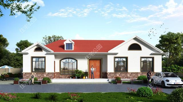 农村房子图片