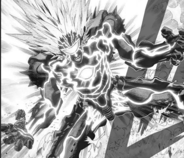 一拳超人漫画实力排名