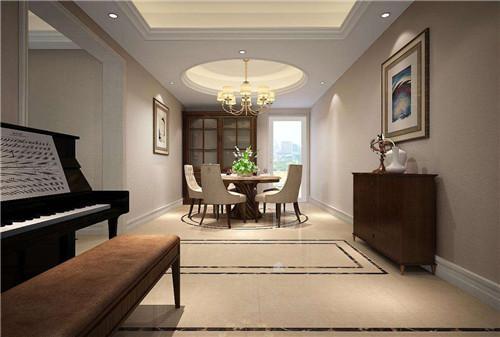 客厅瓷砖效果图大全带你解析客厅瓷砖布局方案!