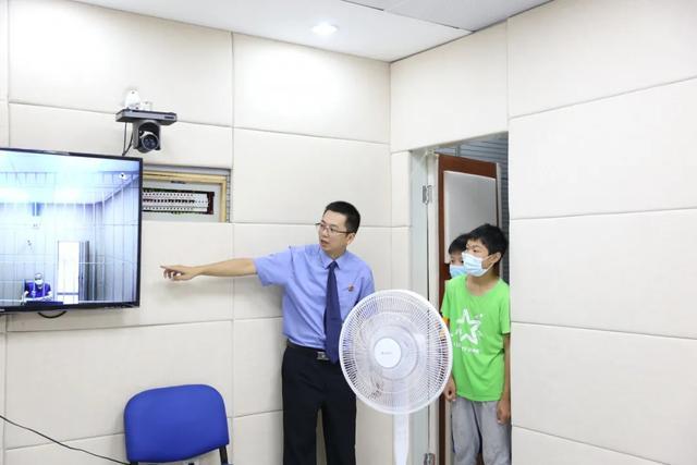 """温江区检察院开展""""2020暑期关爱困境儿童""""主题法治夏令营活动"""