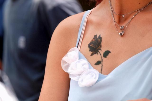女人有纹身就等于不干净?相亲男的解释令人信服