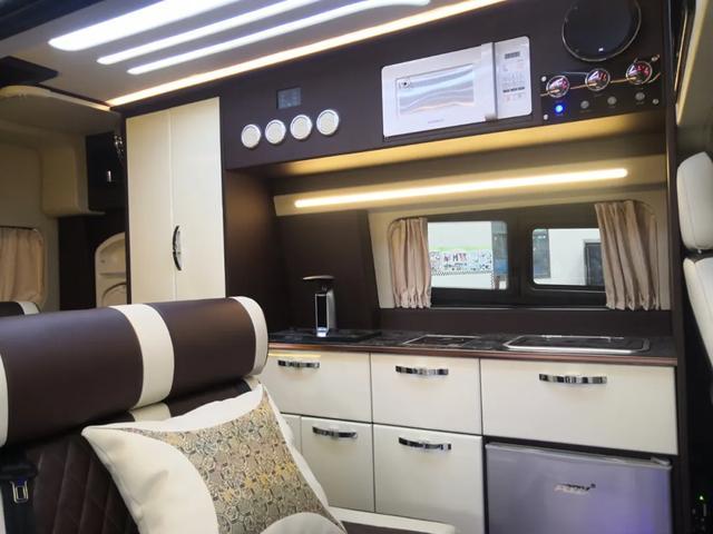 博创全顺商务房车丨个性外观 精致内饰 商务与居家兼备