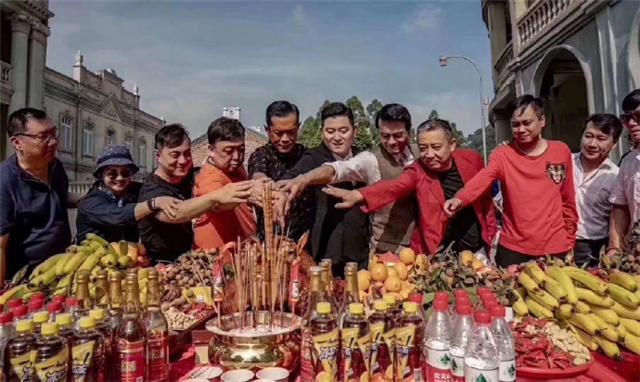 """王晶新片《金钱帝国2》开机,又一部枭雄片,""""劳模""""古天乐也在"""