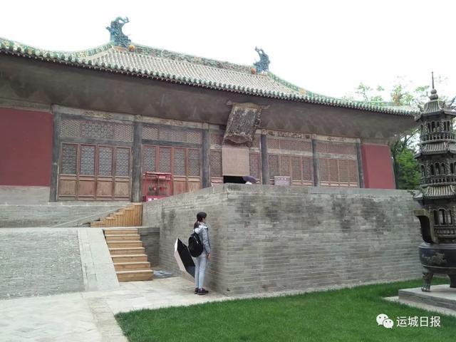 「文化视线」永乐宫整体搬迁工程对其壁画保护的影响