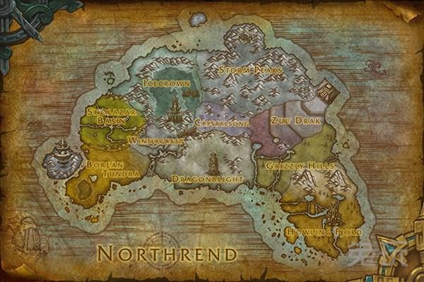 河南地形图高清版