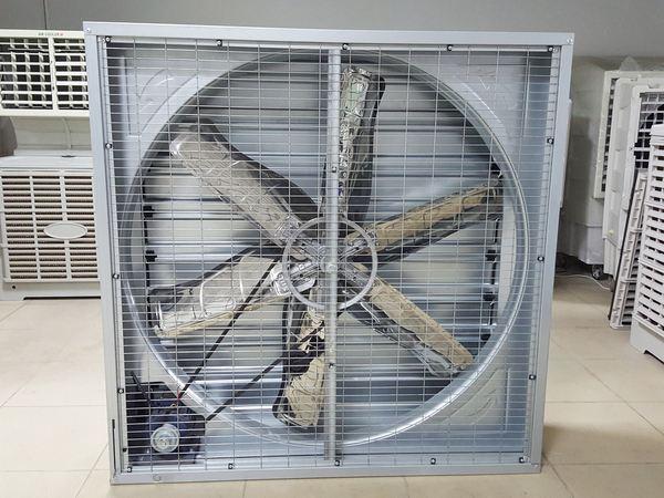 负压风机水帘安装图