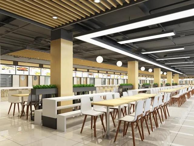 """打造""""五星""""级餐厅,舒适的不仅是环境还有生活品质"""