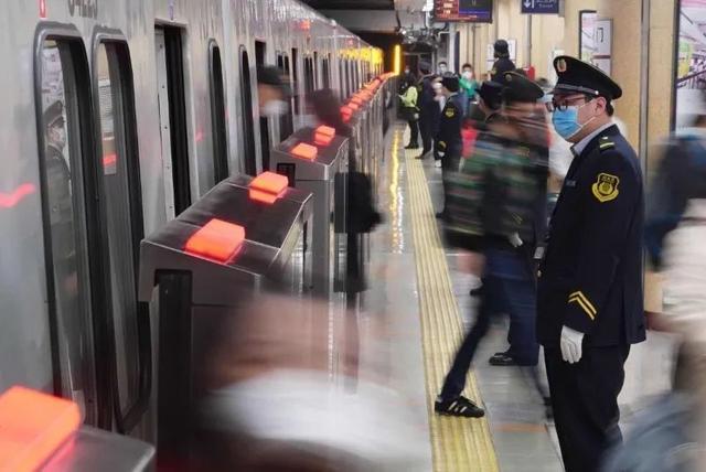 北京地铁线路图2021年
