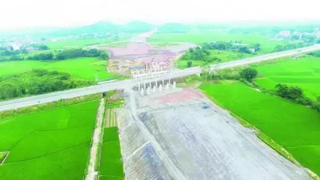 荔浦玉林高速规划图