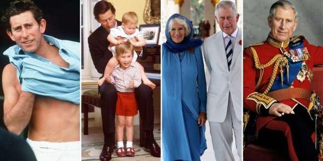 查尔斯王子办公室曝光:房间乱糟糟,妻子乖孙受宠,但缺父亲照片