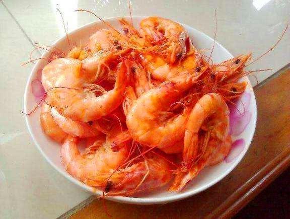 清水虾和红虾的区别