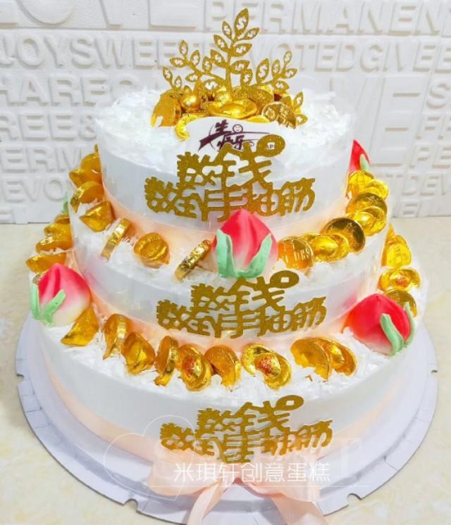 2019/03期網紅定制蛋糕款,送給即將過生日的家人吧