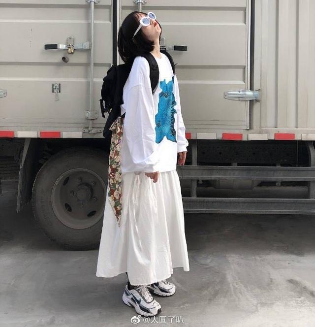 日系复古风|ACU|甜酷女孩|微胖女孩|春夏秋穿搭