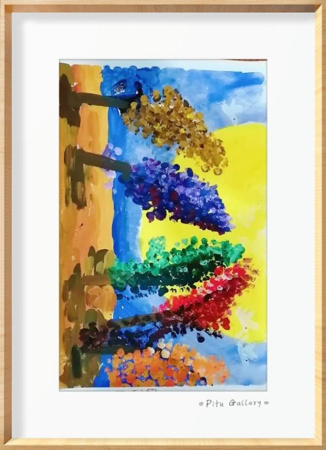 法国印象派画家,修拉的点彩画欣赏