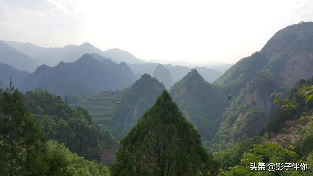宝鸡九龙山温泉风景区
