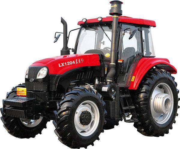 8000买的二手拖拉机,又能耕地还能当推土机,太值了