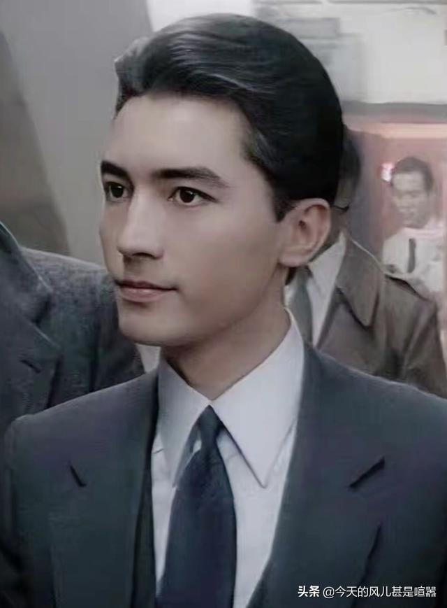 香港男演员老戏骨大全