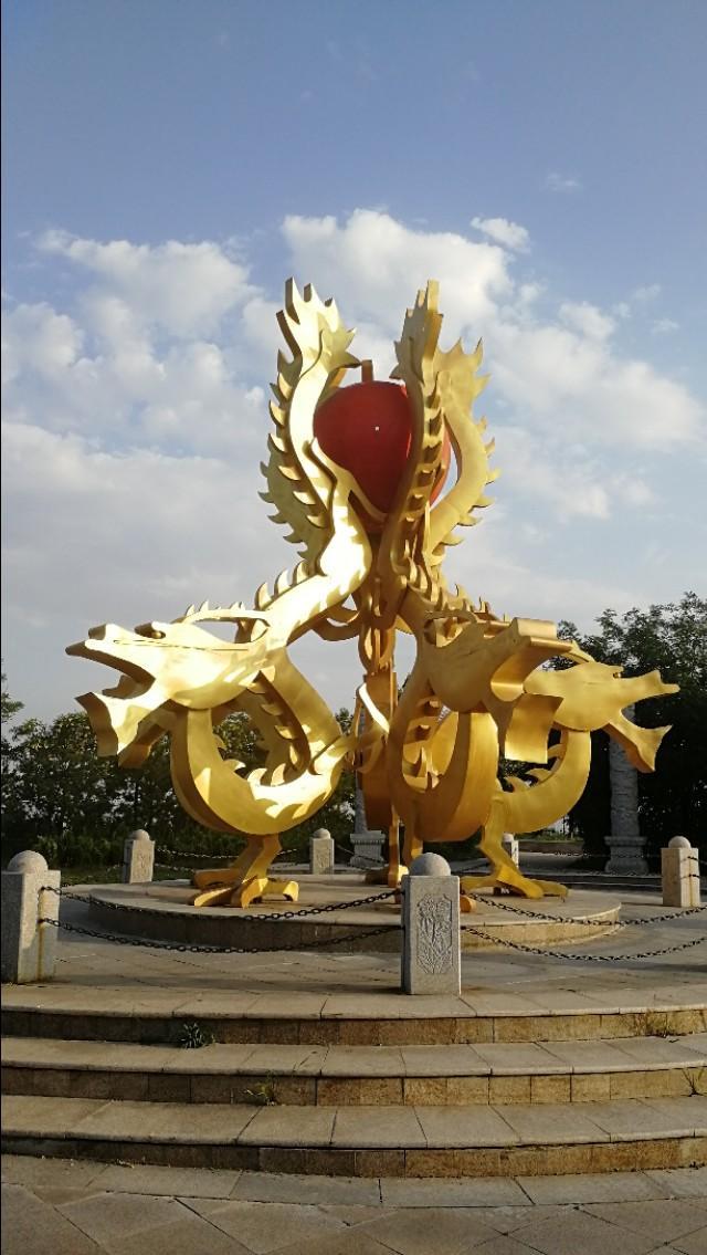 太原东山五龙森林公园