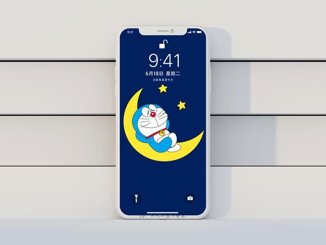 「哆啦A梦壁纸」高清全面屏