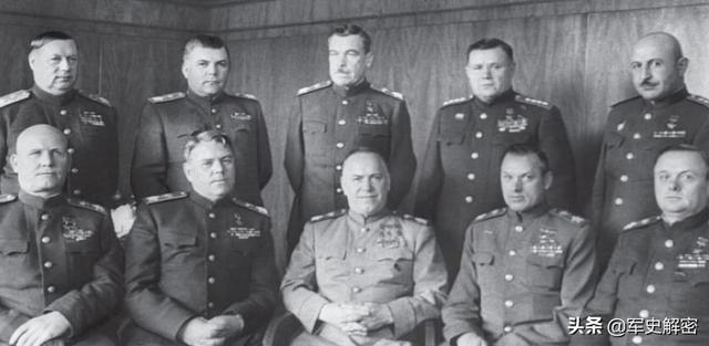中流砥柱,盟军东线十大指挥官,战功赫赫