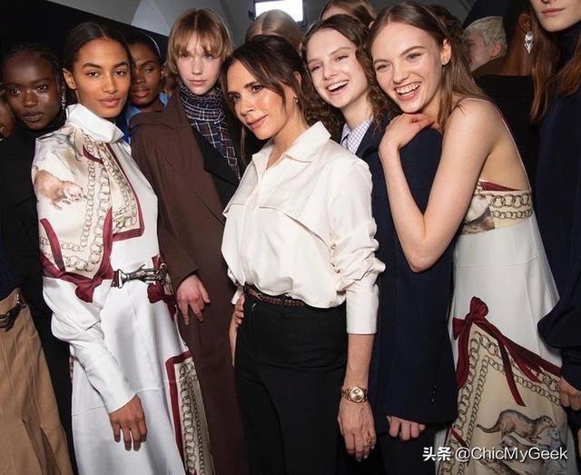 """维多利亚·贝克汉姆不只是""""贝嫂"""",强大野心实现传奇般时尚之路"""