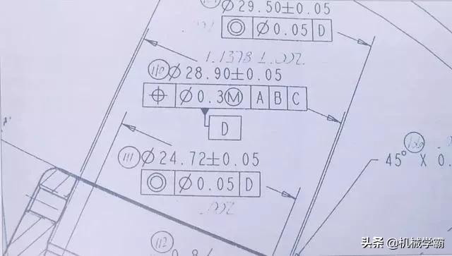 位置度的测量方法图解