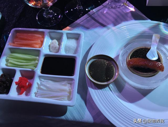 北京烤鸭图片摆盘鸭子