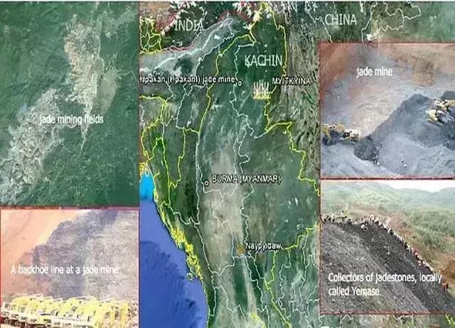 缅甸所有翡翠矿场面临整改,面积缩减,2021年之后可能一翠难求