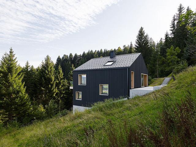 度假小木屋设计