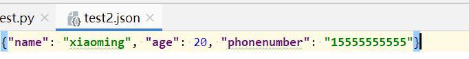 Python处理json模块的详细介绍