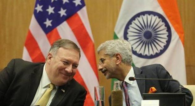 印媒亲口承认,美国曾插手边境对峙,为印度提供中国军队部署情报
