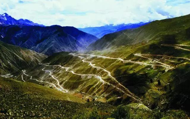 西藏美景手机壁纸