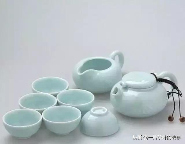 豪华高档茶具图片大全