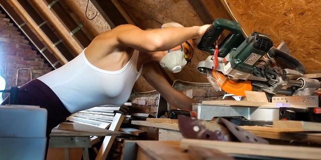 品质感爆棚的实木家具,自己动手做,花再多钱你都买不到
