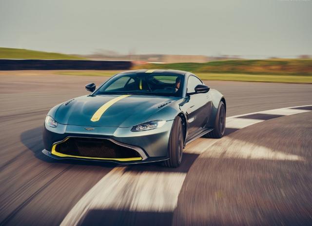 阿斯顿马丁Vantage AMR海外发布——更原始驾驶感受手波版