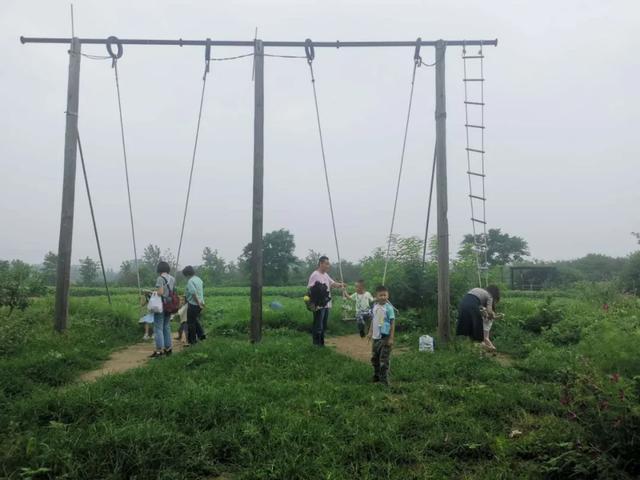 葡萄籽英语 可润农庄户外课