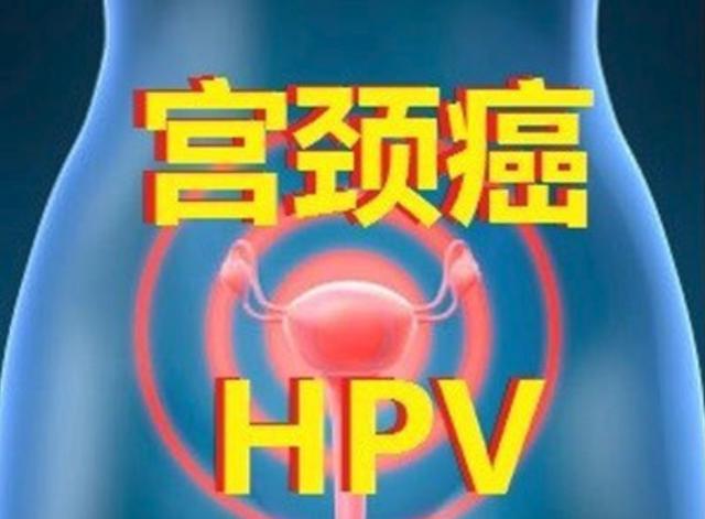 女性感染hpv初期图片