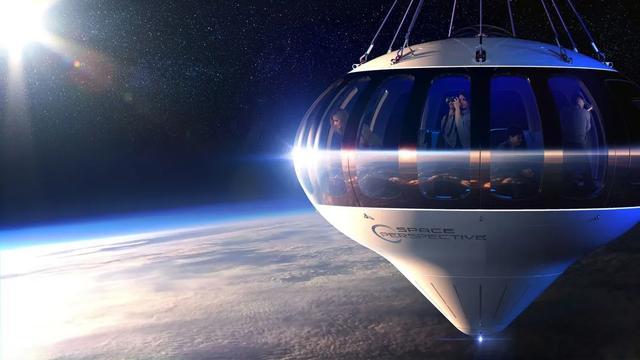 3万米高空看日出,热气球带你飞上平流层