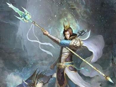 神话故事中马王爷、闻仲、杨戬都有三只眼睛,谁最厉害?