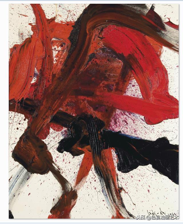 著名抽象油画_现代抽象画_抽象画图片欣赏_我爱画画网_一个免...