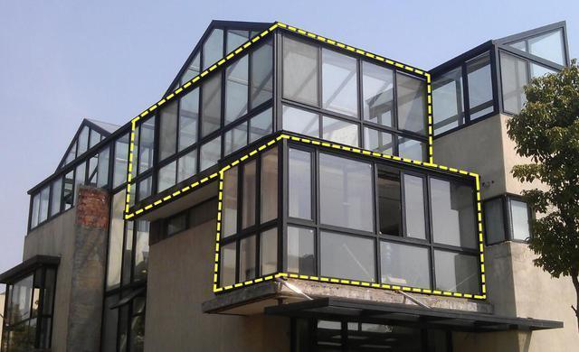 阳光房设计实景图