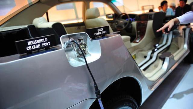 EV China国际电动与混合动力汽车技术展将于2021年5月在广州召开