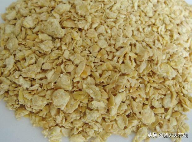 米糠粕图片