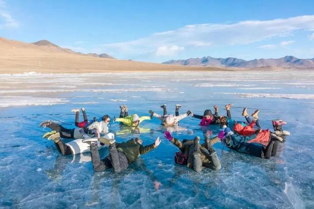 西藏雪山美景