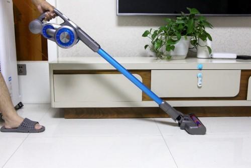 除尘轻松续航久,吉米上手把吸尘器让新房清洁快速又高效