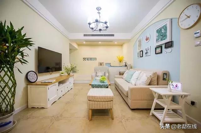家居客厅地砖